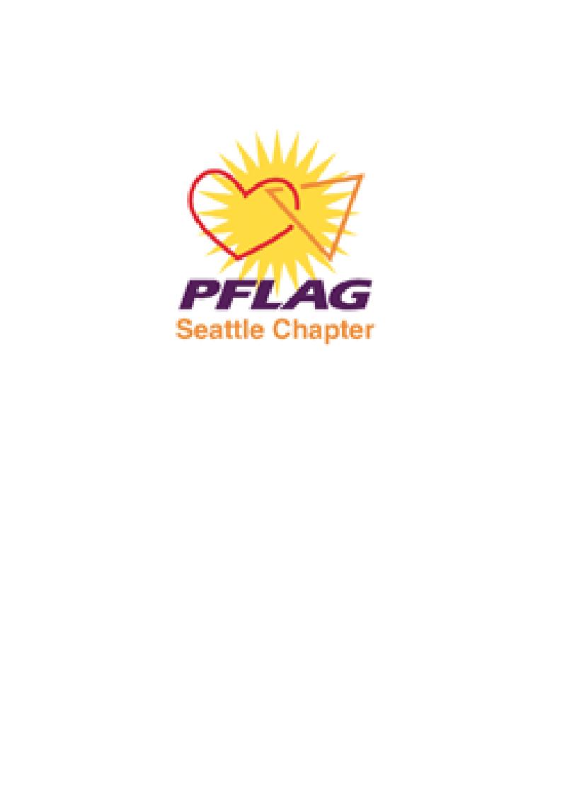 PFLAG Seattle logo