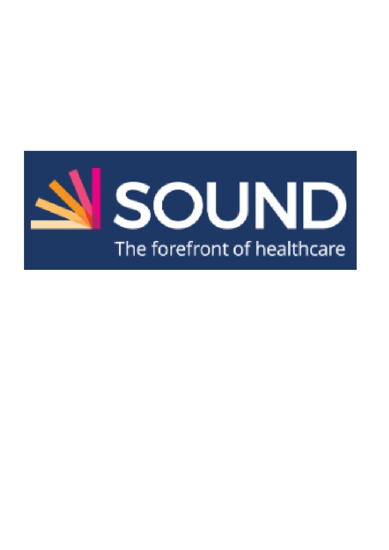 SOUND Mental Health logo