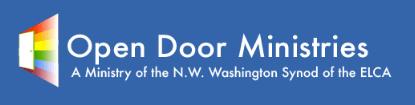Open Door Ministries logo
