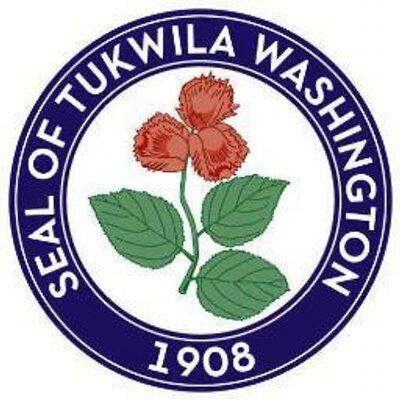 Seal of Tukwila Washington 1908