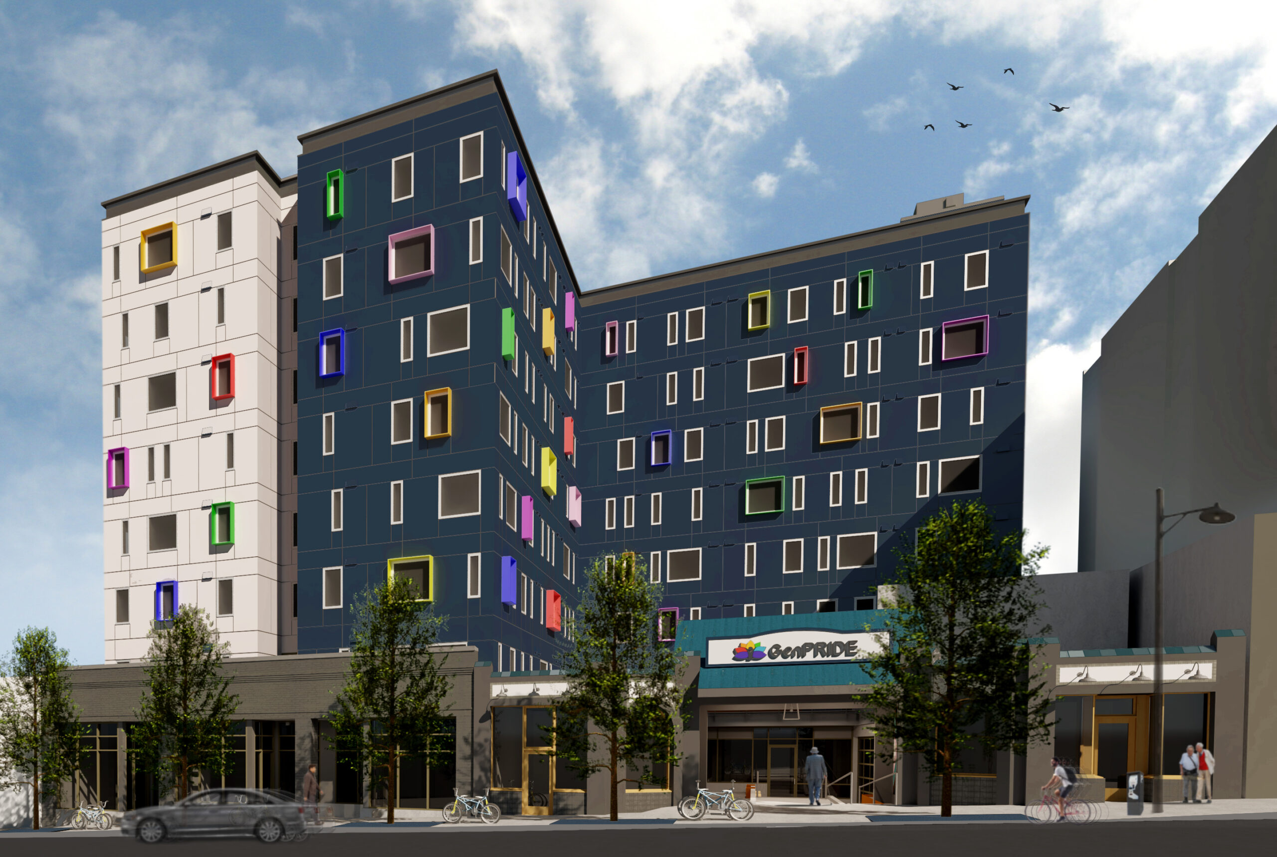 PRIDE PLACE, FIRST WASHINGTON LGBTQIA+ AFFIRMING SENIOR HOUSING PROJECT TO BREAK GROUND ON CAPITOL HILL