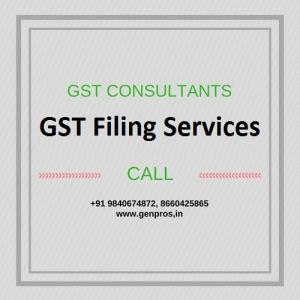 Amazon GST filing, GSTR filing services, GST return filing