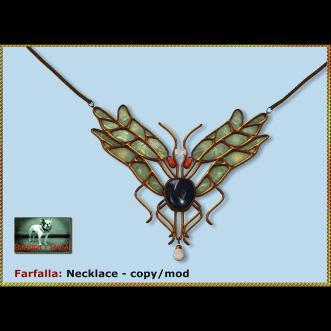 Bliensen + MaiTai - Farfalla Necklace
