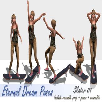 Eternal Dreams Poses 1