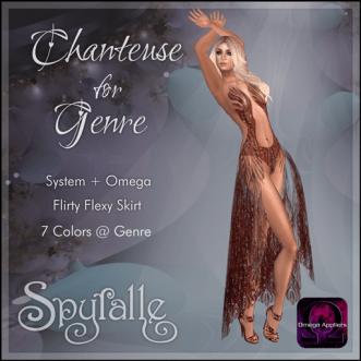 Spyralle - Chanteuse