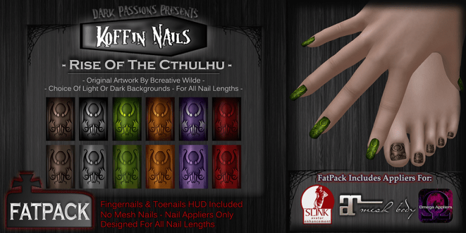 koffin-nails-fatpack-rise-of-the-cthulhu