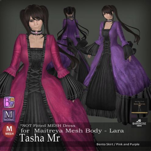 Tasha Mr