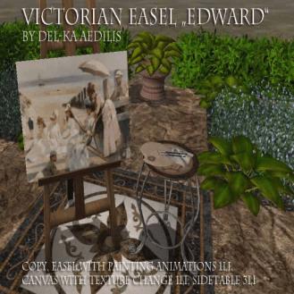 VictorianEaselEdwardPIC