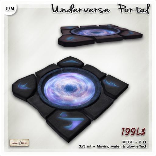AD [V_W] Underverse Portal