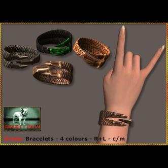 Bliensen - Grasp - Bracelets Ad