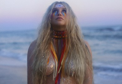 Kesha Shares New Song 'Here Comes The Change' From Upcoming Ruth Bader Ginsburg Movie