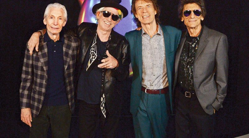 The Rolling Stones Plan New Album Alongside Upcoming Retrospective