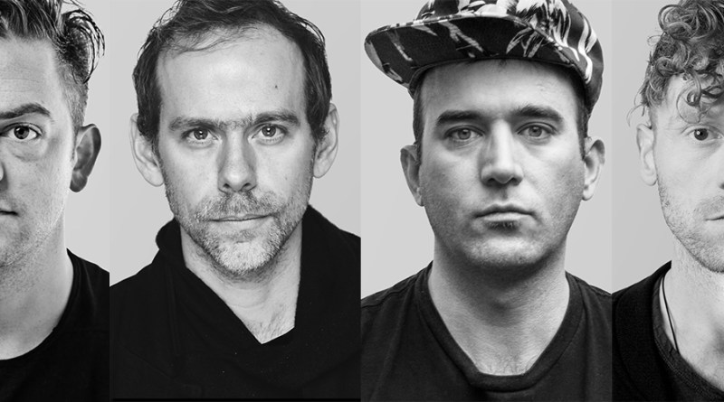 Sufjan Stevens, Bryce Dessner, Nico Muhly and James McAlister