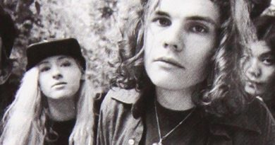 Billy Corgan, James Iha, D'arcy Wretzky