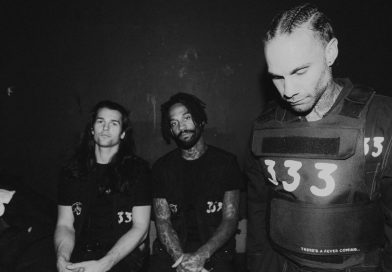 FEVER 333 Announce 'Long Live The Innocent' Charity Livestream To Support Black Lives Matter