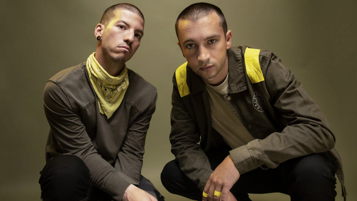 Twenty One Pilots Release New Single U0026 39 Level Of Concern