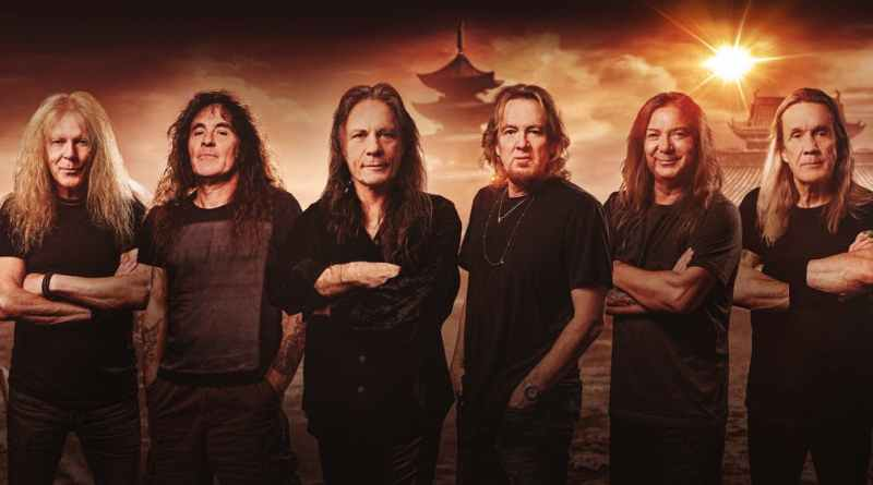 Iron Maiden Announce New Album 'Senjutsu'