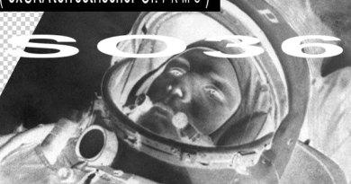 Kosmonauten Konzertposter 06.09.2019