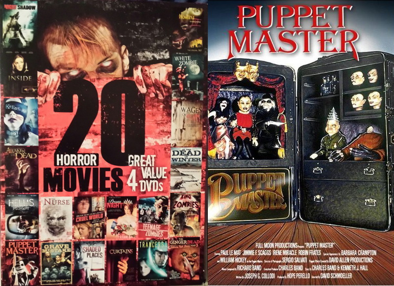 Puppetmaster (1989) | Genre Snaps