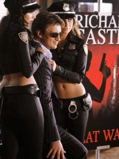 richard castle heat wave