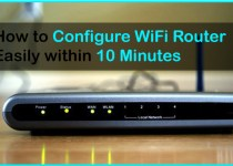 how to configure wifi router