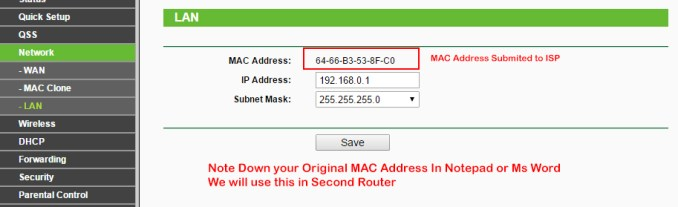 How to Configure Wireless Router clone.