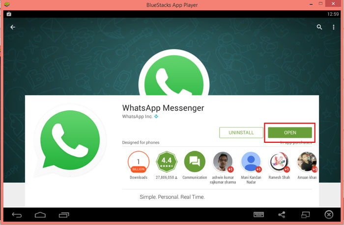 whatsapp for pc free download windows 8.1 64 bit