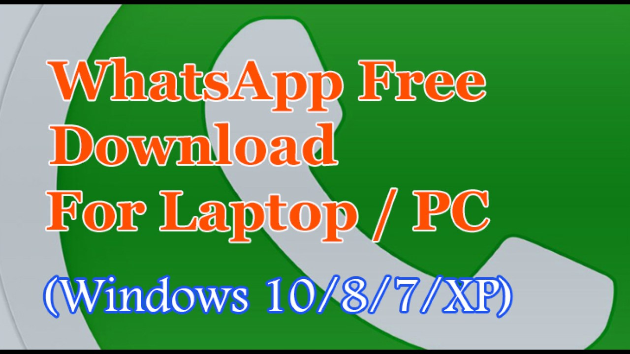 whatsapp download for windows 7