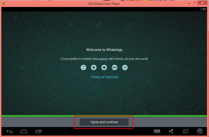 How to install whatsapp on pc windows xp/vista/7/8 youtube.