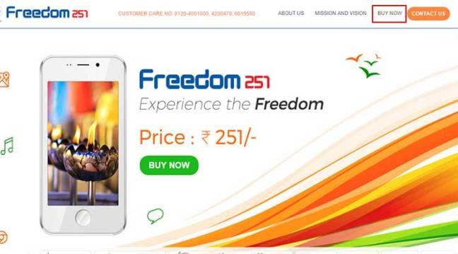Buy book freedom 251 online