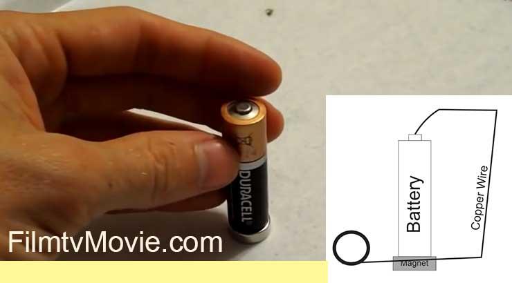 Simple-Homopolar-Motor