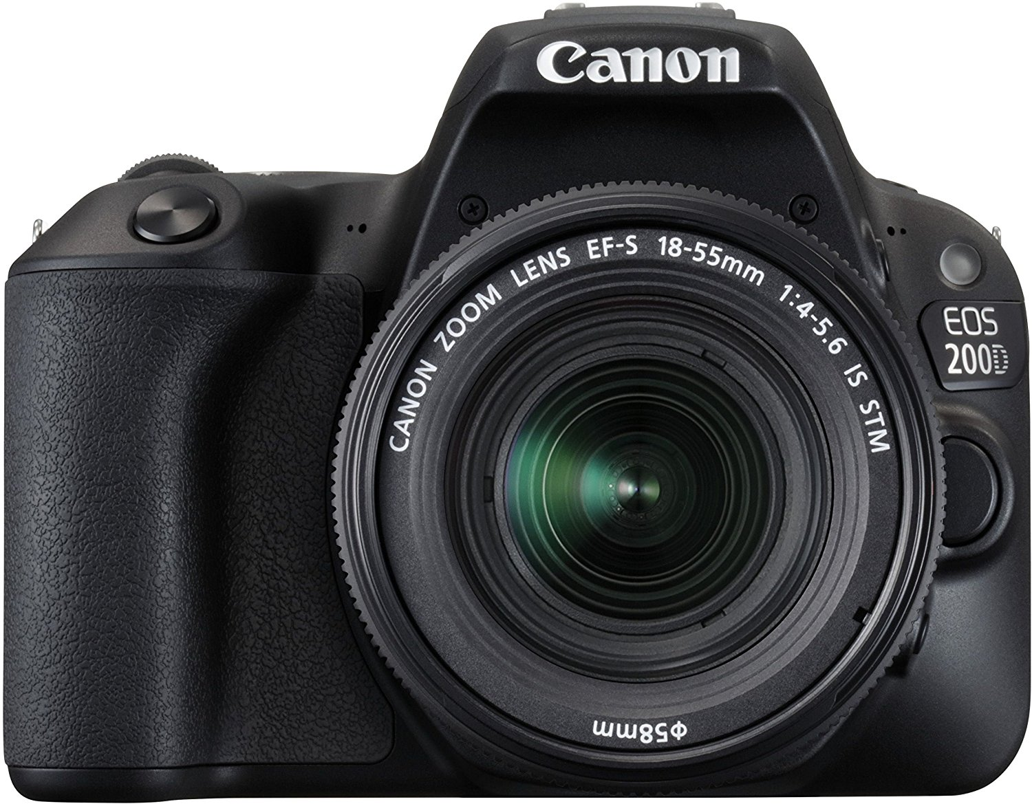 Canon EOS 200D 24.2MP Digital SLR Camera