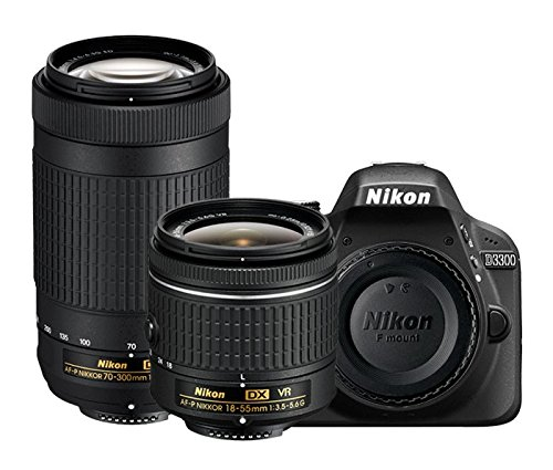 Nikon D3300 24.2 MP Digital SLR Camera