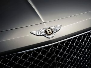 - Bentley BentaygaBadge ExtremeSilver Sml