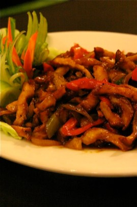 Sizzling Tuna Tendons & other Innards
