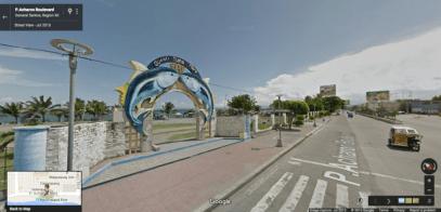 GOOGLE STREET VIEW, QUEEN TUNA PARK