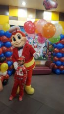 Jollibee and Hailey