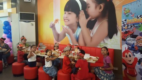 Hungry JolliKids!