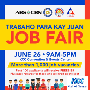 KCC JOB FAIR