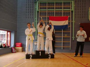 Karate kumite 27 mei (5)