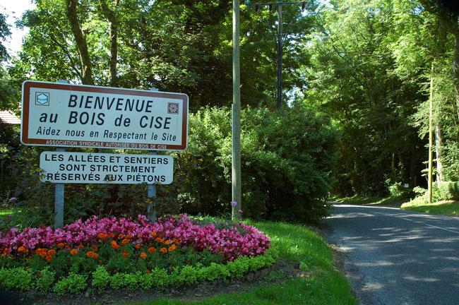 3e étape sur la cote picarde : Le Bois de Cise (1/6)