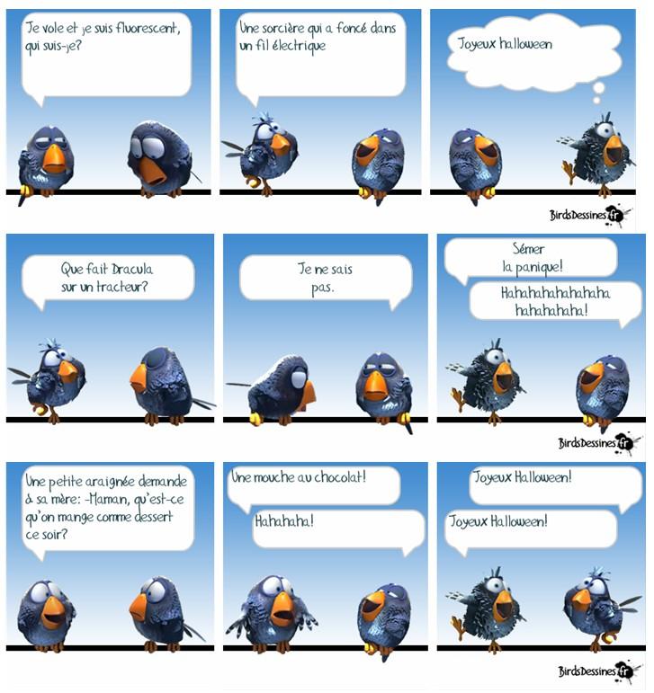 the birds en folie (3/6)