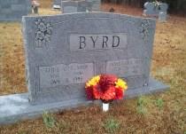 Titus Alexander and Annie Viola Smith Byrd