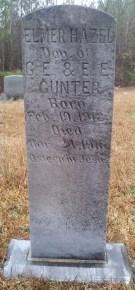 Elmer Hazel Gunter