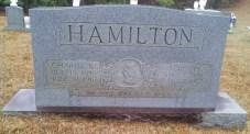 Charlie K. and Mary H. Hamilton