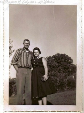 Red & Louise, Summer of 1958