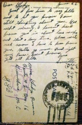warbondpostcard22jun1945_backvertical