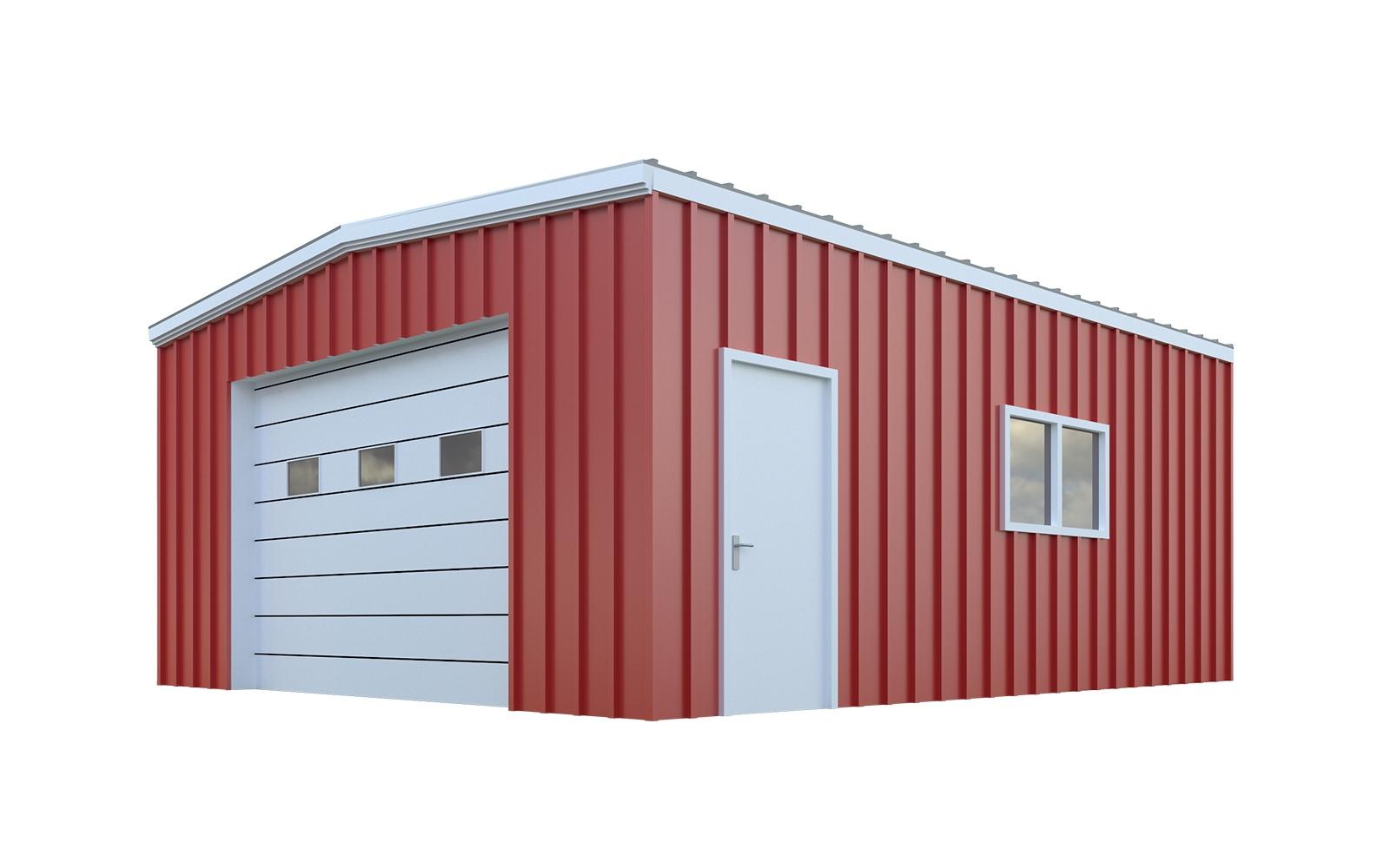 20x30 Metal Building Kit Quick Prices  General Steel Shop