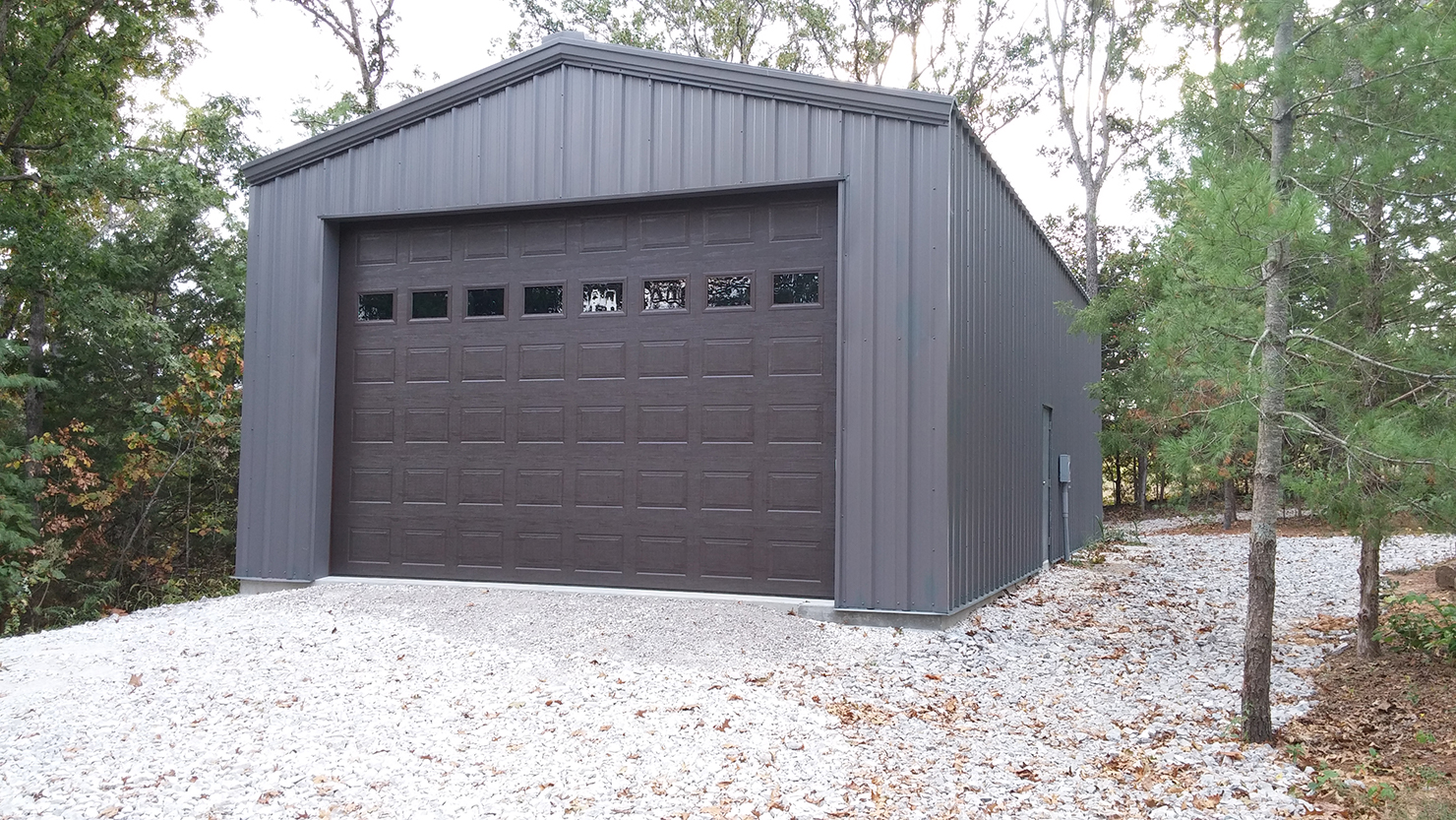 How to Increase the Value of Your Home Build A Steel Garage  General Steel