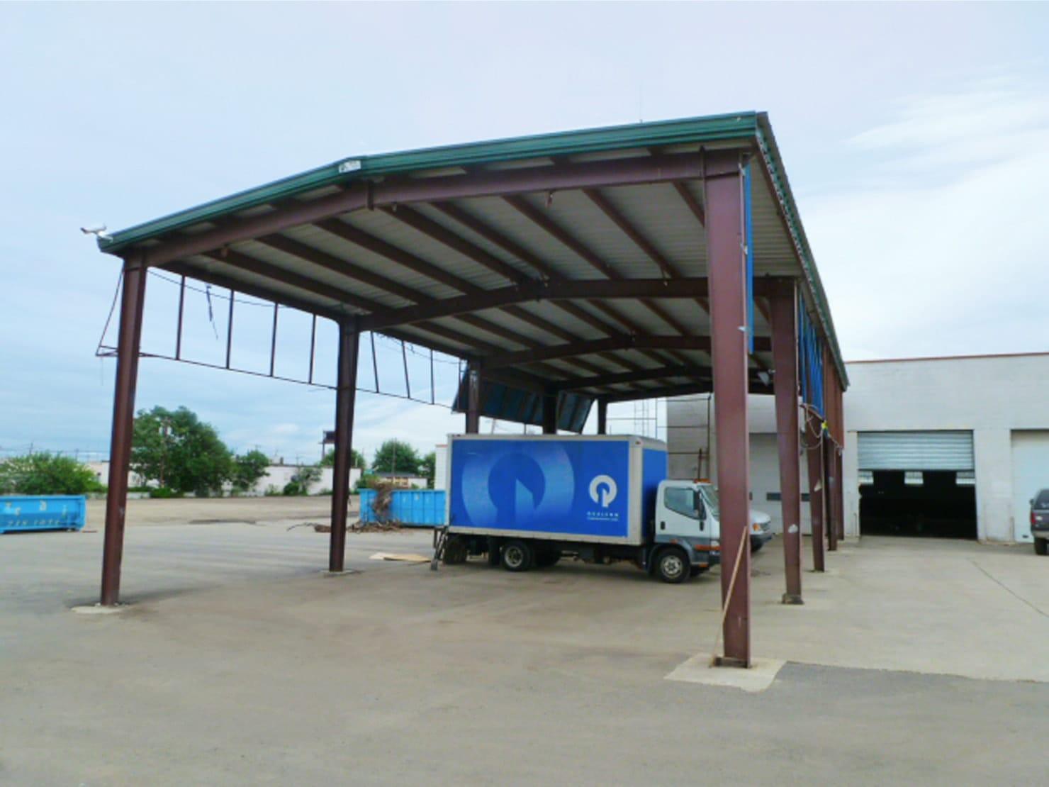 Metal Carports Easy To Assemble Steel Carport Kits General Steel